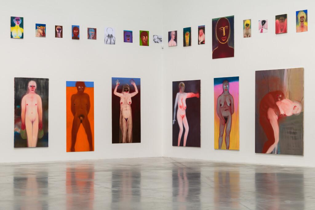 """Wystawa """"Miriam Cahn: Ja, istota ludzka"""" wMuzeum Sztuki Nowoczesnej wWarszawie"""